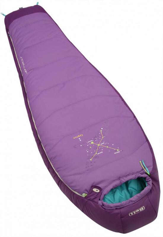 Dětský spací pytel STELLAR R - lavender