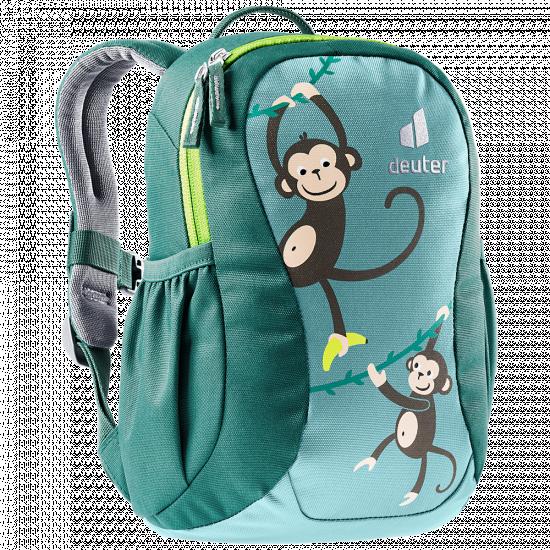 Dětský batoh Deuter, Pico dustblue-alpinegreen