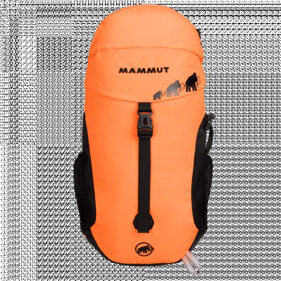 Detský batoh Mammut, First Trion 18 safety orange-black