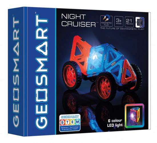 GeoSmart - Night Cruiser - 21 ks