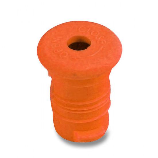 Náhradná zátka na Zdravú fľašu, oranžová