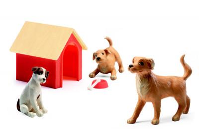 Domček pre bábiky – máme doma psíkov