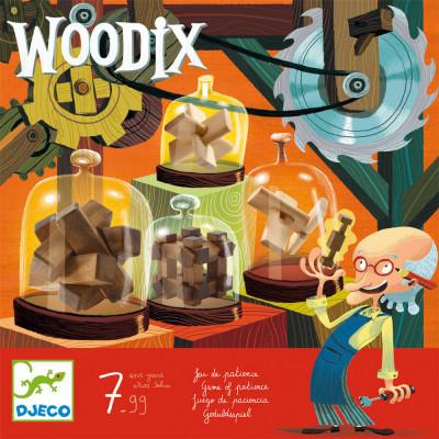 Hlavolamy – Woodix