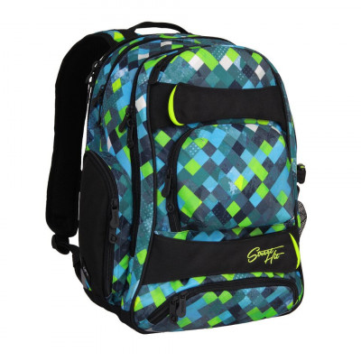 Studentský batoh Topgal - HIT 869 E - Green