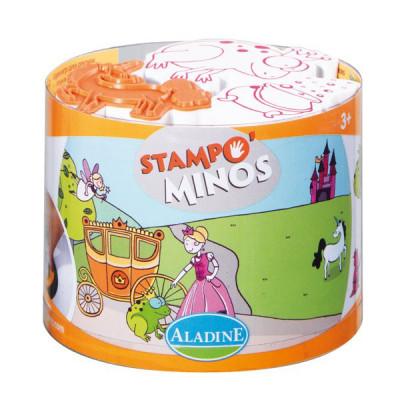Detské pečiatky StampoMinos - Rozprávkový svet