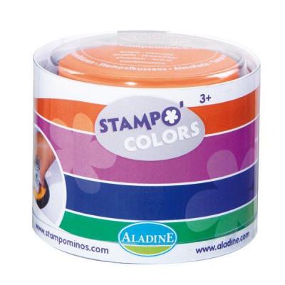 StampoColors - velké farebné atramentové vankúšiky Karneval