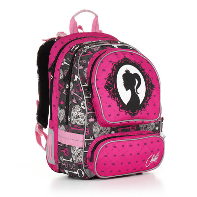 Školský batoh Topgal - CHI 875 H - Pink