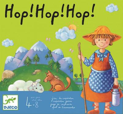 Hop! Hop! Hop! - kooperativní hra
