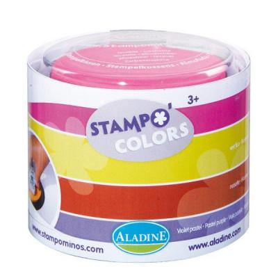 StampoColors - velké farebné atramentové vankúšiky Festival