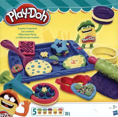 Play-Doh - Pečiaca sada na sušienky