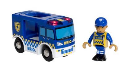 Brio - Policejní dodávka
