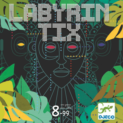 Labyrint – nájdi cestu