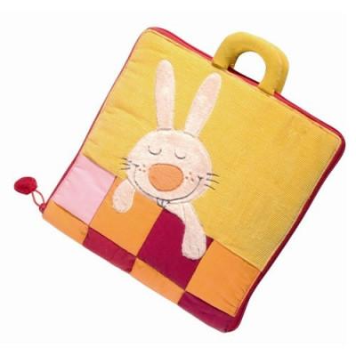 Lilliputiens – textilná knižka – Dobrú noc, malý králiček