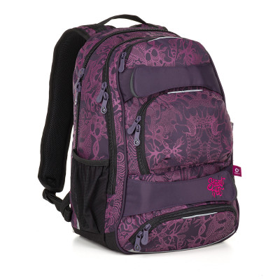 Študentský batoh YUMI 18034 G