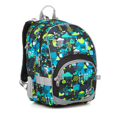 Školská taška KIMI 18011 B