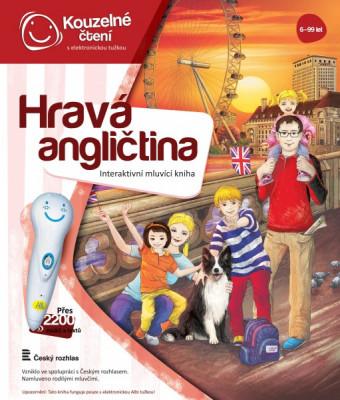 Kouzelné čtení - Kniha - Hravá angličtina