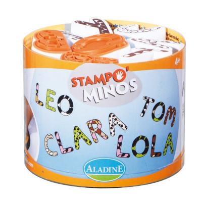 Dětská razítka StampoMinos - Abeceda velká