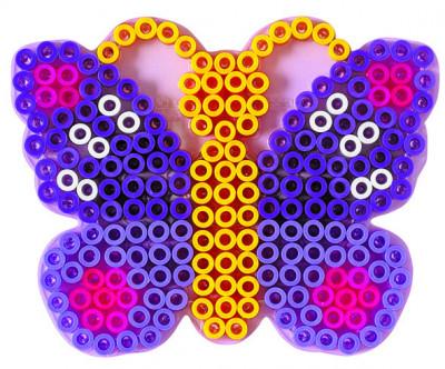 Hama Maxi podložka priehľadná - motýľ