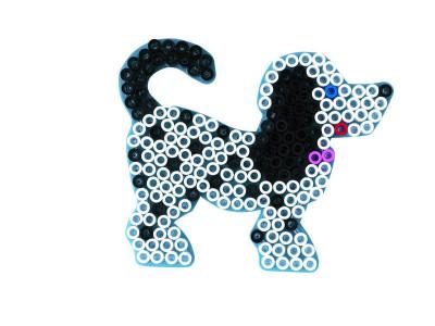 Hama maxi podložka průhledná - pes