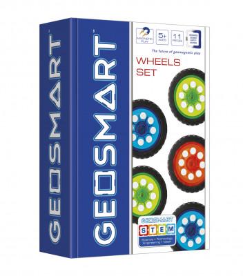 GeoSmart - Sada koliesok - 11 ks