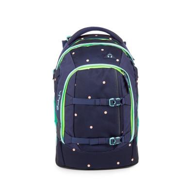 Študentský batoh Ergobag Satch - Pretty Confetti