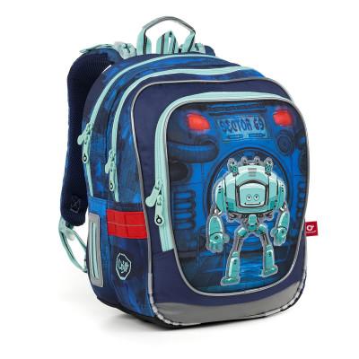 Školská taška ENDY 18047 B