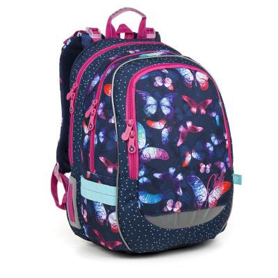 Školská taška CODA 18045 G