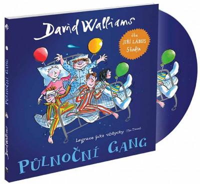 Půlnoční gang - audiokniha na CD