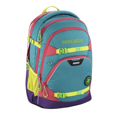 Školský batoh Coocazoo ScaleRale, Holiman, certifikát AGR