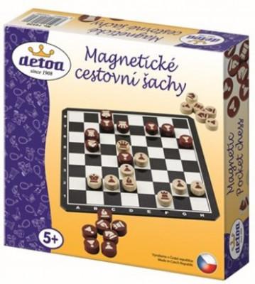 Magnetické cestovné šachy