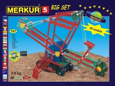Merkur - Veľký set 5 - 767 ks