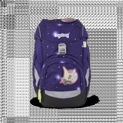 Školský batoh Ergobag prime – Galaxy fialový 2019