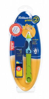 Ceruzka Griffix 2 pre pravákov - zelená