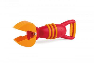 Naběrač písku červený - hračka na písek