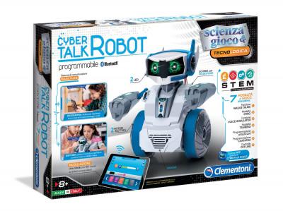 Mluvící robot - CYBER