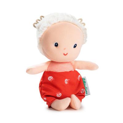 Lilliputiens – moja prvá bábika Mila