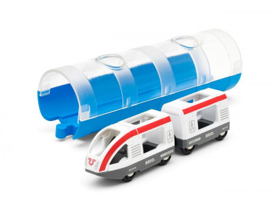 Brio – Tunel a osobný vlak