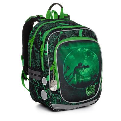Školská taška ENDY 20014 B