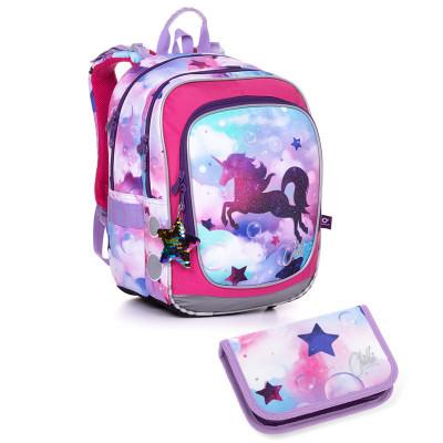 Školský batoh a peračník Topgal