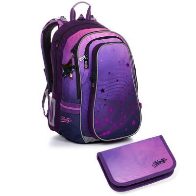 Školský batoh a peračník Topgal LYNN 20008 G