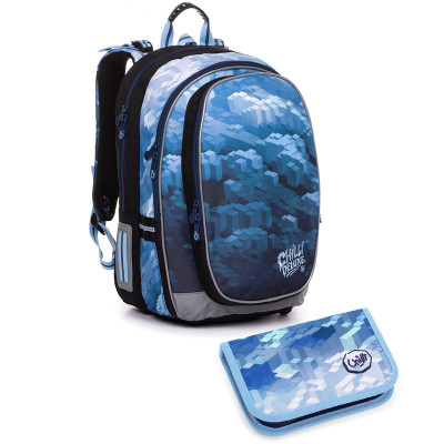 Školský batoh a peračník Topgal MIRA 20018 B