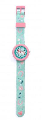 Dětské hodinky s koníkem