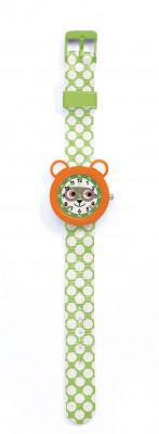 Dětské hodinky s mývalem