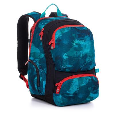Študentský batoh Topgal ROTH 20036 B