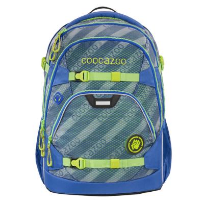 Školský ruksak coocazoo ScaleRale, MeshFlash Neonyellow, certifikát AGR