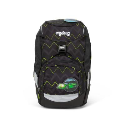 Školní batoh Ergobag prime - Černý Zig Zag 2020