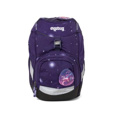 Školský batoh Ergobag prime – Galaxy fialový 2020