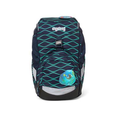 Školský batoh Ergobag prime – Waves 2020