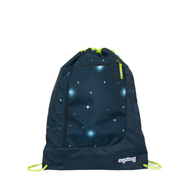 Sportovní pytel Ergobag - Galaxy modrý 2020