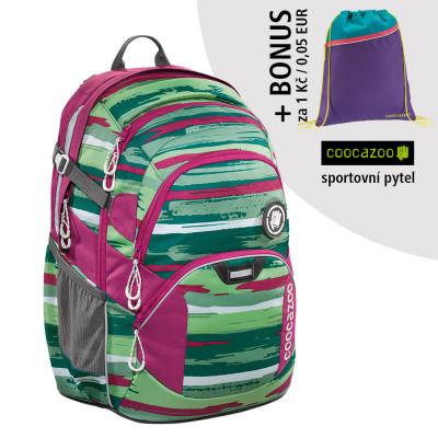 Školský ruksak Coocazoo JobJobber2, Bartik + športový vak za 0,05 EUR